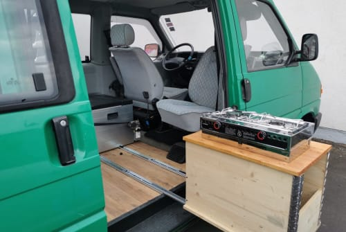Wohnmobil mieten in Neuhof von privat | VW T4  Kai Uwe