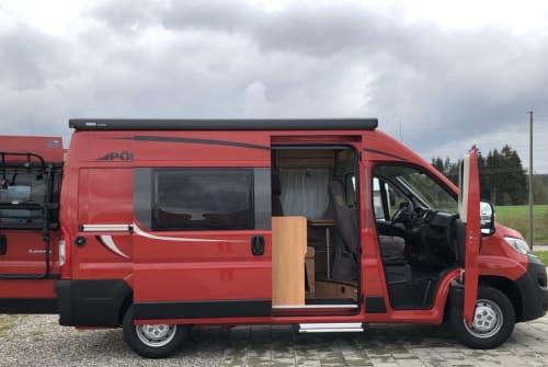 Wohnmobil mieten in Allendorf von privat | Pössl Camper Marti