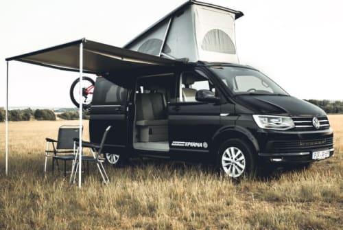 Wohnmobil mieten in Pirna von privat | VW !NEU Calli NEU!