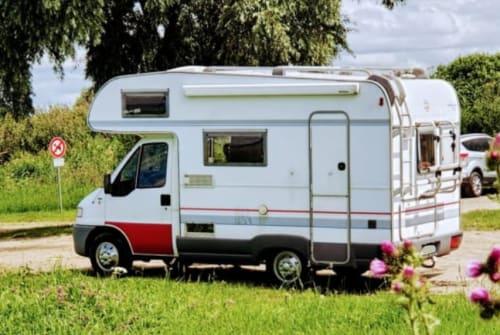 Wohnmobil mieten in Bremen von privat | Fiat Otto