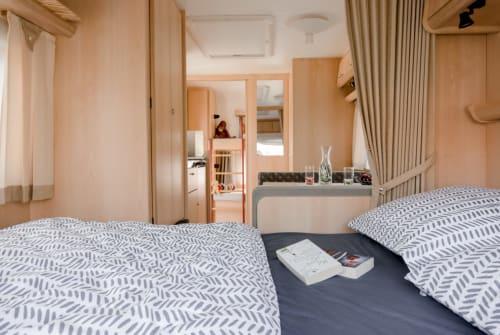 Wohnmobil mieten in Hildesheim von privat | Bürstner  Ace Ventura