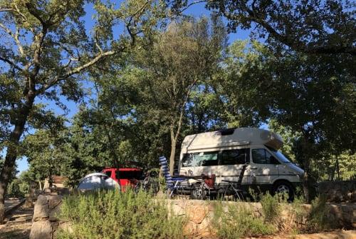 Wohnmobil mieten in Bonn von privat | Mercedes Benz Jimmy Cook