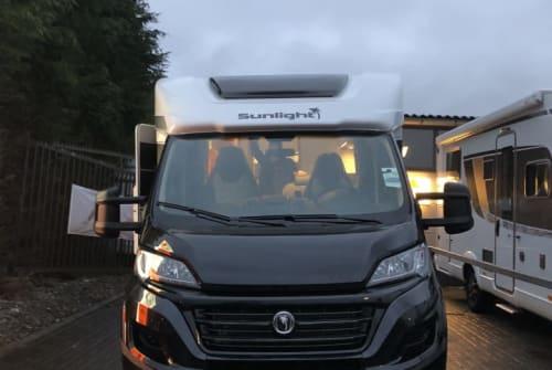Wohnmobil mieten in Köln von privat | Sunlight Seb´s Camper