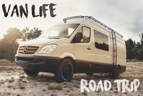 Wohnmobil mieten in Eindhoven von privat | Mercedes Benz Oliver(2020)
