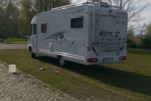 Wohnmobil mieten in Ribnitz-Damgarten von privat | dethleffs ostseeperle