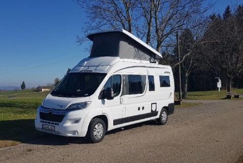Wohnmobil mieten in Sulzberg von privat   Pössl FamilienCamper
