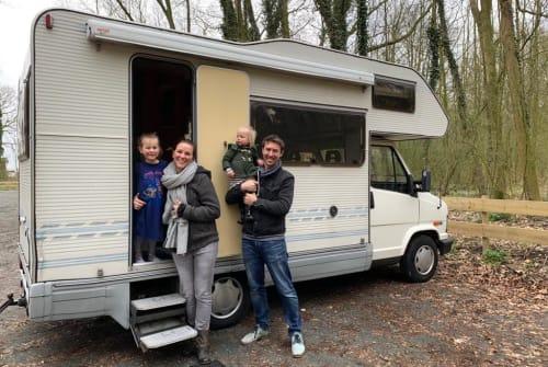 Wohnmobil mieten in 's-Gravenzande von privat | Fiat Avontuur