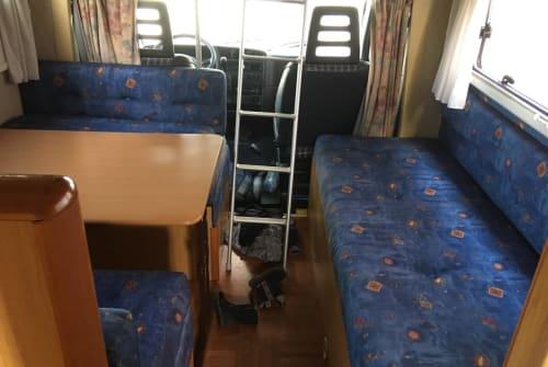Wohnmobil mieten in Berkel en Rodenrijs von privat   Ducato lage km va€88