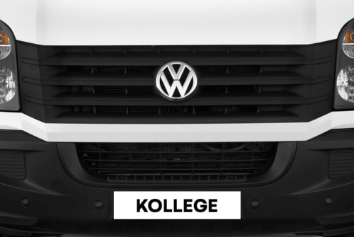 Wohnmobil mieten in Berlin von privat | VW  KOLLEGE