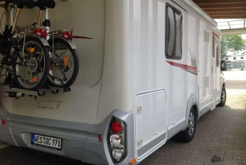Wohnmobil mieten in Moers von privat | Lmc Lux Raumwunder