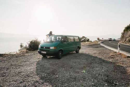 Wohnmobil mieten in München von privat | VW Vida Verde