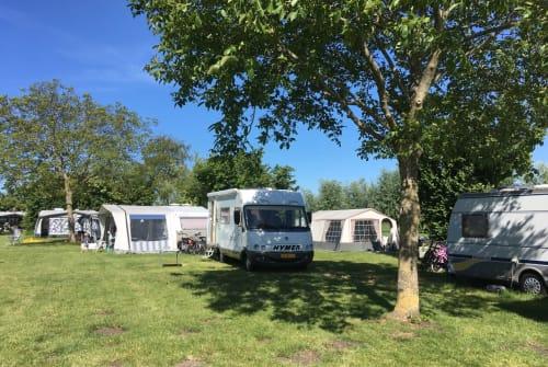 Wohnmobil mieten in gemeente Groningen von privat | Hymer  B544