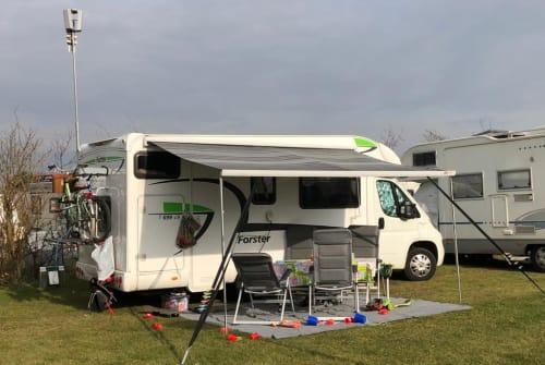 Wohnmobil mieten in Herford von privat | Fiat Ducato  Fiat Ducato
