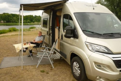 Wohnmobil mieten in Strausberg von privat | Citroen Jumper Clever