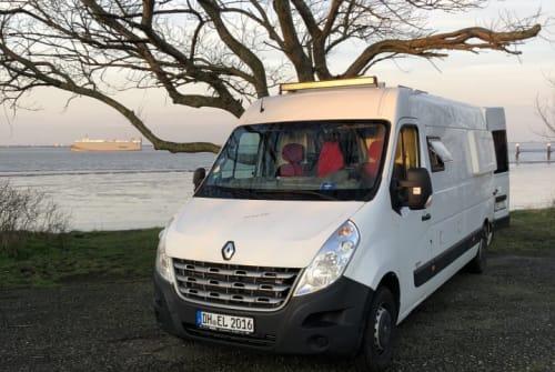 Wohnmobil mieten in Osnabrück von privat | Renault  Bommel