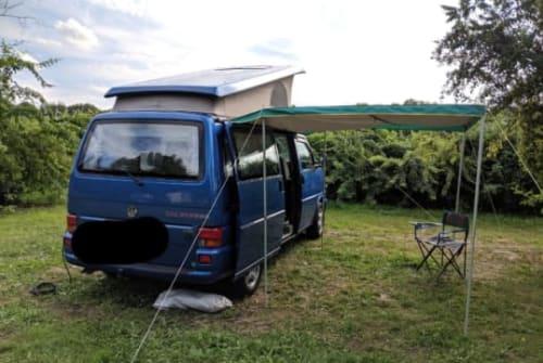 Wohnmobil mieten in Frankfurt am Main von privat | VW Ulf