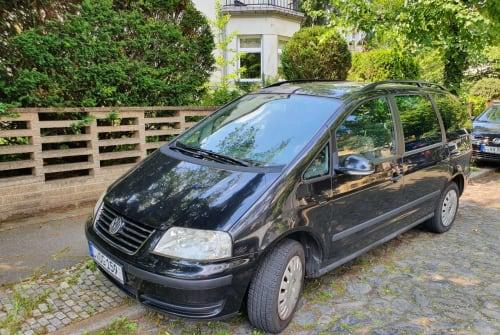 Wohnmobil mieten in Leipzig von privat | VW Sharan