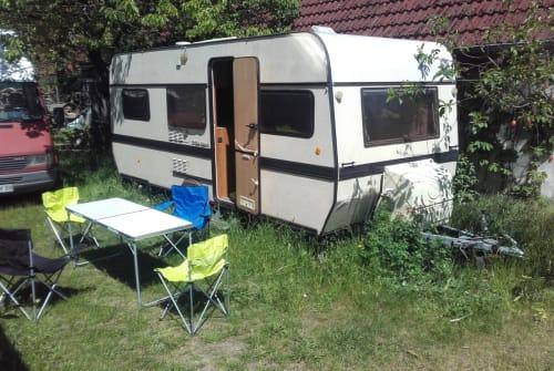 Wohnmobil mieten in Hanshagen von privat | Eriba-Hymer Eriba-Hymer Nova C 520