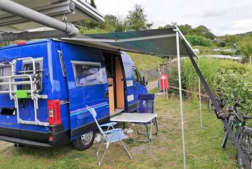 Wohnmobil mieten in Burkardroth von privat | Peugeot  Blauer Blitz