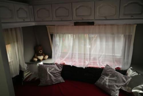 Wohnmobil mieten in Kempten von privat   Bürstner  Mrs Holiday