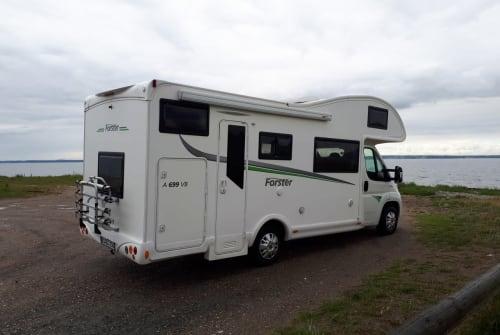 Wohnmobil mieten in Calden von privat | Forster Sunny Forster
