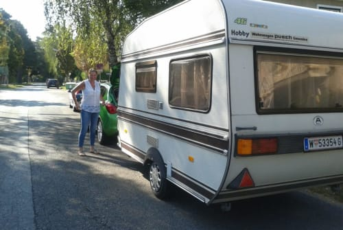 Wohnmobil mieten in Hietzing von privat | Hobby Flozirkus