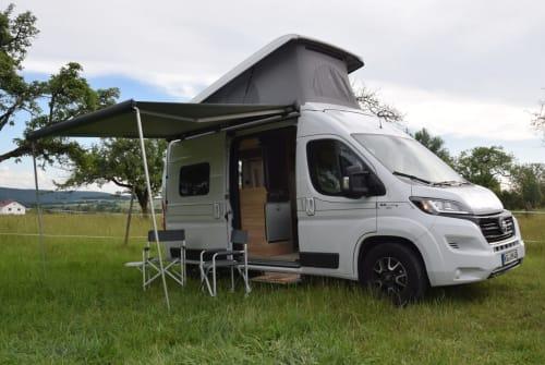 Wohnmobil mieten in Oberthulba von privat | Fiat Ducato HymerCar AyersRock