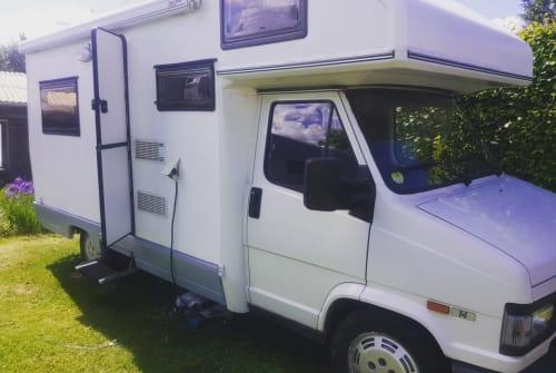 Wohnmobil mieten in Külsheim von privat | Fiat Paul