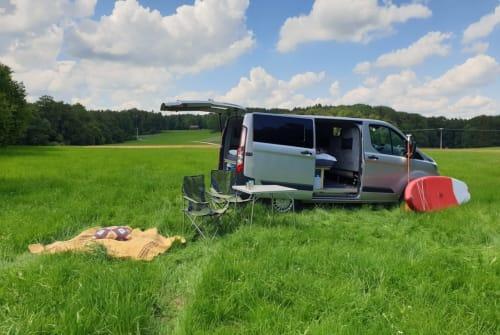 Wohnmobil mieten in Stuttgart von privat | Ford Ulla