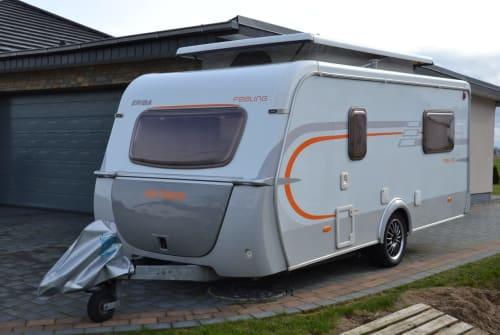 Wohnmobil mieten in Prenzlau von privat | Hymer Feeling 430