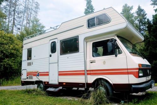 Wohnmobil mieten in Brilon von privat | VW  Karmann mobil
