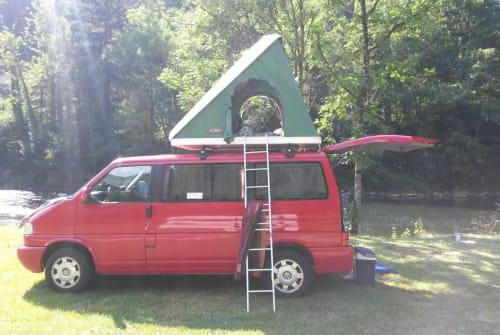 Wohnmobil mieten in Waddeweitz von privat | VW Tante Renate