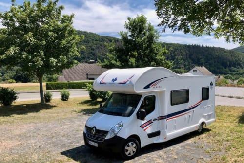 Wohnmobil mieten in Kempen von privat | Ahorn Camper4Fun