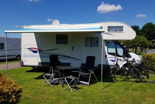 Wohnmobil mieten in Soltau von privat | Ford Transit Gisela