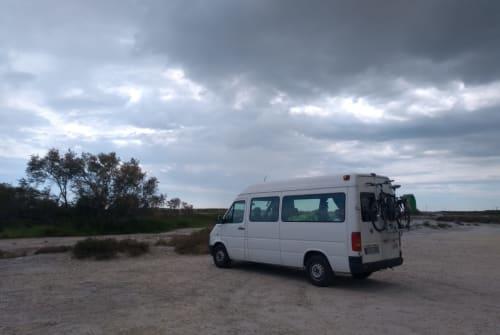 Wohnmobil mieten in Leipzig von privat | Volkswagen VW LT 35