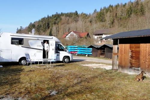 Wohnmobil mieten in Heilbronn von privat   Carado Chillkröte