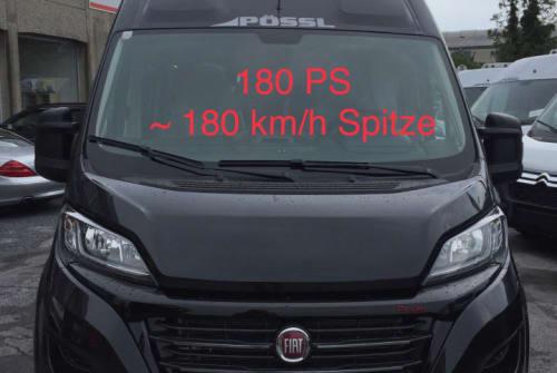 Wohnmobil mieten in Graz von privat | Pössl Black Panther