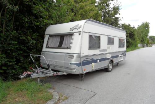Wohnmobil mieten in Eichendorf von privat   Fendt Fendt 510