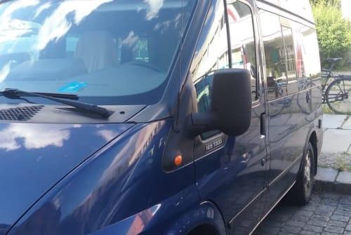 Wohnmobil mieten in Dresden von privat | Ford  Ford Nugget
