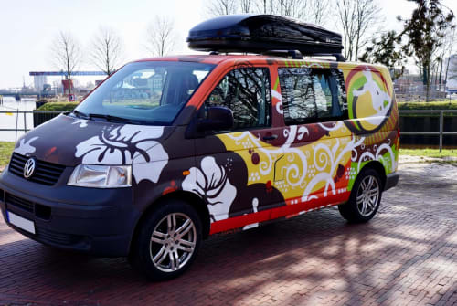 Wohnmobil mieten in Oldenburg von privat | Volkswagen Surferbulli