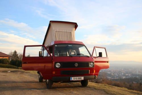 Wohnmobil mieten in Margareten von privat | Volkswagen Heiko