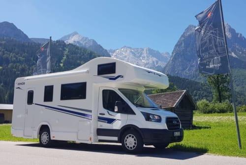 Wohnmobil mieten in Finnentrop von privat | Rimor Evo Sound Melman