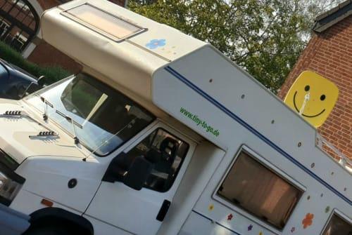 Wohnmobil mieten in Neuenkirchen-Vörden von privat | Fiat  Klaus