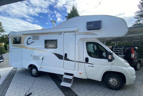 Wohnmobil mieten in Erbach von privat | Carado M&M - Carado