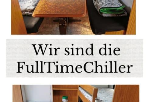 Wohnmobil mieten in Höpfingen von privat | Knaus FullTimeChiller