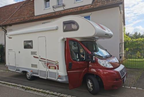 Wohnmobil mieten in Rheinfelden von privat | SEA S.p.A. WeMo