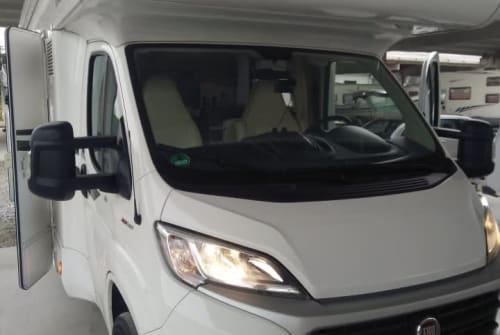 Wohnmobil mieten in Bad Tölz von privat | XGO SANDIK Auto