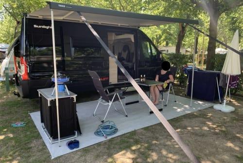 Wohnmobil mieten in Bernau am Chiemsee von privat | Sunlight Cliffi