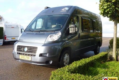 Wohnmobil mieten in Boxtel von privat | Knaus Buscamper