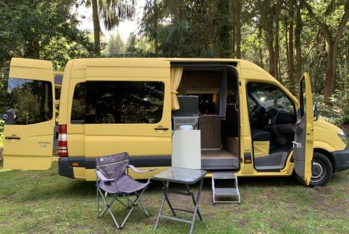 Wohnmobil mieten in Bremen von privat | Mercedes Benz Sprinter Sprinter